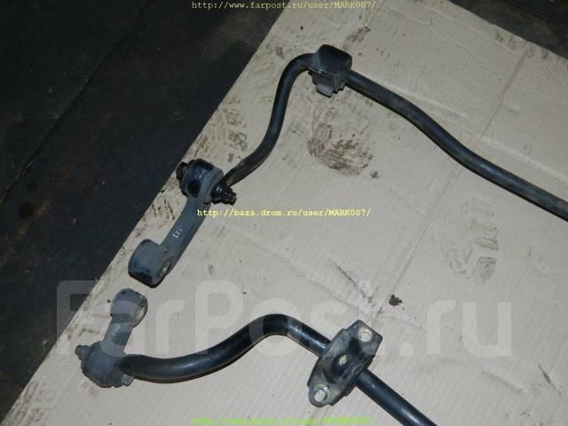 Стабилизатор поперечной устойчивости. Subaru Forester, SF5