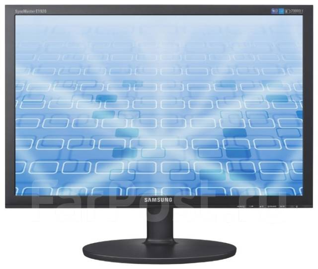 "Монитор Samsung 19"" E1929NW. 19"" (48 см), технология LCD (ЖК)"