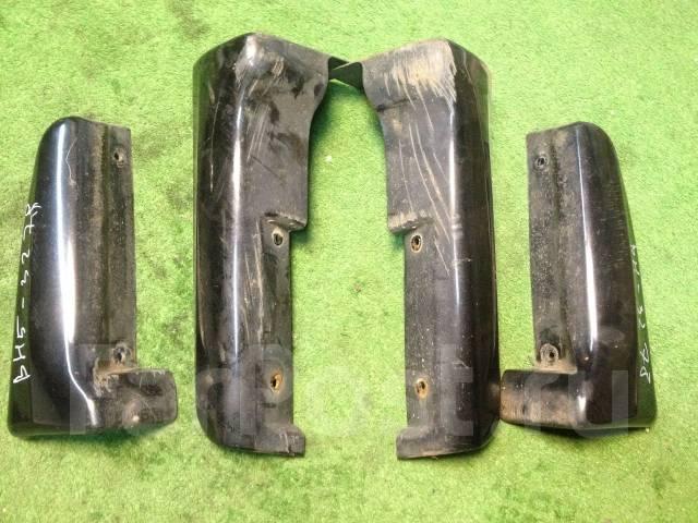 Брызговики. Subaru Legacy, BE5, BH5 Двигатели: EJ206, EJ208, EJ204