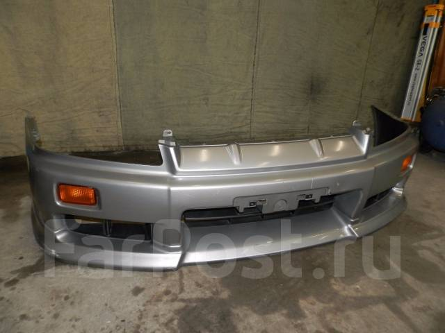 Бампер. Nissan Skyline, ER34