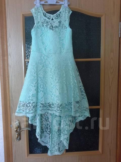 Платья. Рост: 146-152, 152-158 см