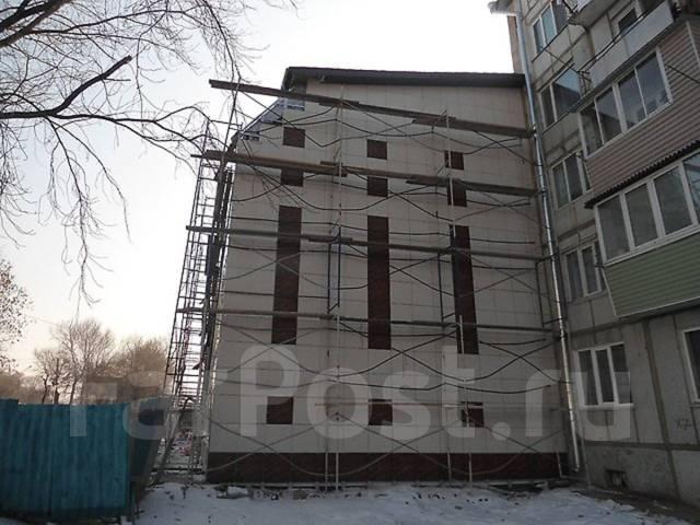 Навесные и вентилируемые фасады, устройство кровли