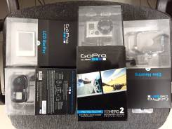 GoPro HD HERO2. с объективом