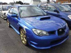 Дверь боковая. Subaru Impreza WRX STI, GD, GDB