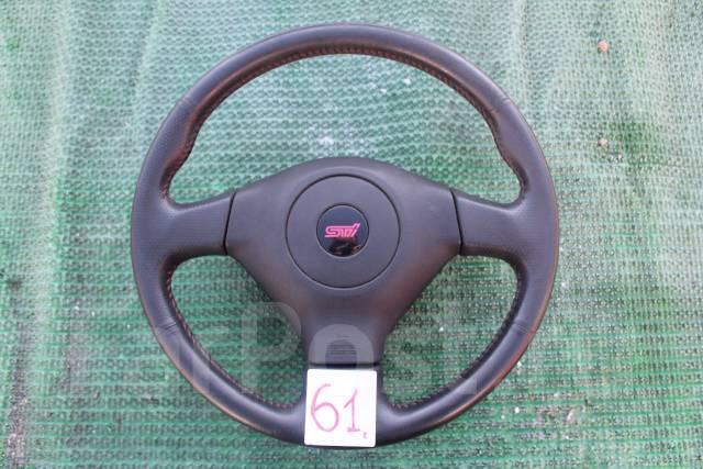 Руль. Subaru Forester, SG9 Subaru Impreza, GDB