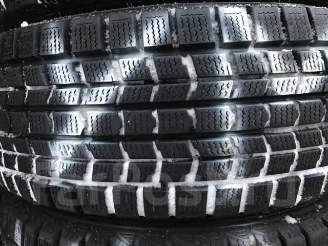Dunlop Grandtrek SJ7. Зимние, без шипов, 2014 год, износ: 10%, 4 шт