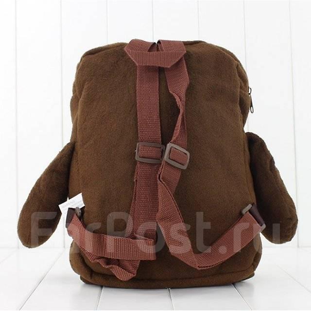 Крутой рюкзак в стиле JDM ! Домо Кун !
