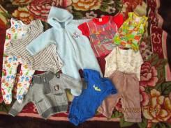 Продам пакет вещей на мальчика с 3 месяцев. Рост: 68-74 см