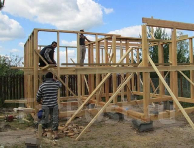 Все виды проектных, строительных и отделочных работ.