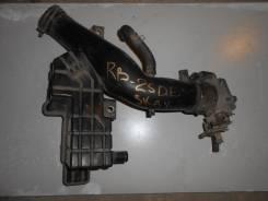 Патрубок воздухозаборника. Nissan Skyline, HR33, ER33, ENR34 Двигатель RB25DE