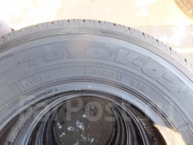 Toyo V-02. Летние, износ: 10%, 4 шт. Под заказ