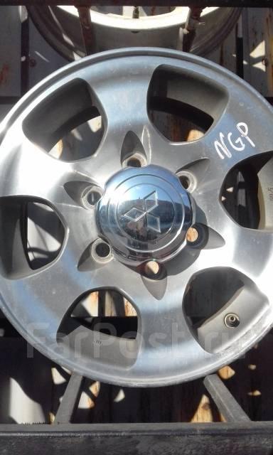 Mitsubishi. x15, 6x139.70