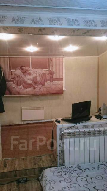 2-комнатная, ул.Октябрьская д.25. с.Ширяевка, частное лицо, 32 кв.м. Интерьер