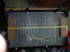 Радиатор охлаждения двигателя. Toyota Venza Toyota Camry, ACV40, ACV45 Двигатели: 1ARFE, 2AZFE