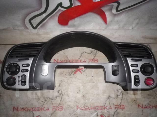Панель приборов. Honda S2000, LA-AP1, ABA-AP1 Двигатель F20C2