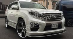 Обвес кузова аэродинамический. Toyota Land Cruiser Prado, GDJ150L, GRJ151, GRJ150, GDJ150W, GRJ150L, GDJ151W, KDJ150L, GRJ150W, GRJ151W