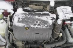 Двигатель в сборе. Mitsubishi Lancer X Mitsubishi Lancer, CY3A Двигатель 4B10