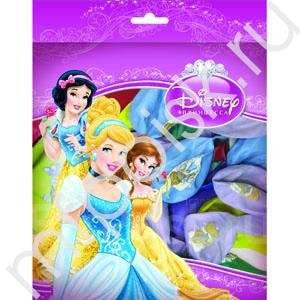 Шар латекс Пастель+Декоратор (шелк) Дисней Принцессы