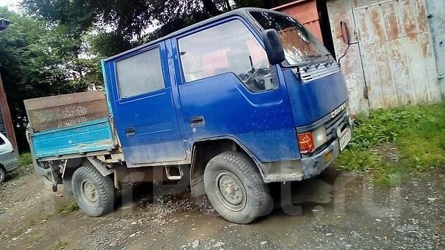 Mitsubishi. механика, задний, 2.7, дизель