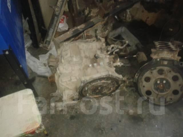 Автоматическая коробка переключения передач. Toyota Corolla, NZE141 Toyota Corolla Axio, NZE141