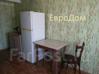 Гостинка, улица Новожилова 35. Борисенко, агентство, 18 кв.м. Кухня