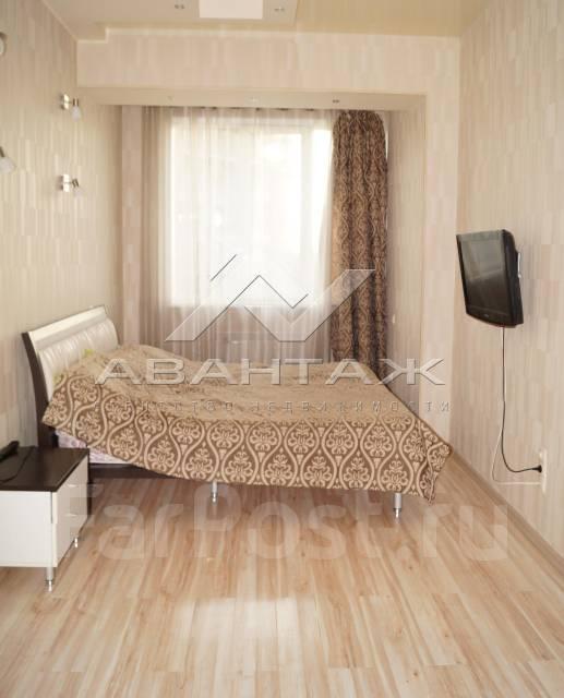 3-комнатная, улица Полетаева 6б. Седанка, агентство, 72 кв.м.
