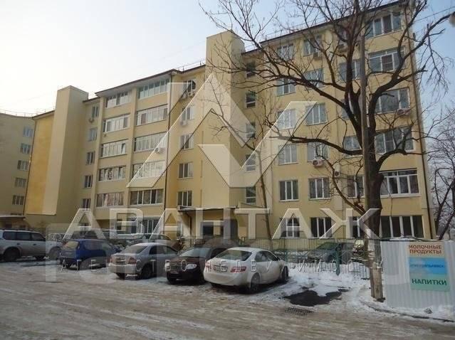 3-комнатная, улица Полетаева 6б. Седанка, агентство, 72 кв.м. Дом снаружи