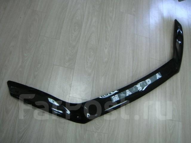 Дефлектор капота. Mazda CX-5