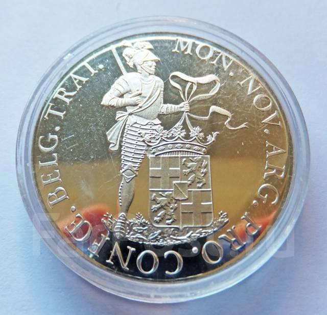 Нидерланды - Утрехт Торговый дукат 1993 Серебро