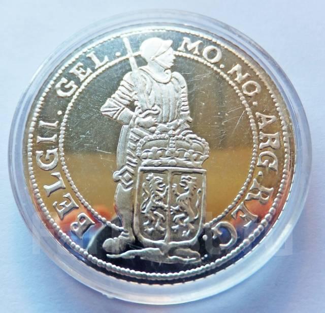 Нидерланды - Гелдерланд Торговый дукат 1997 Серебро