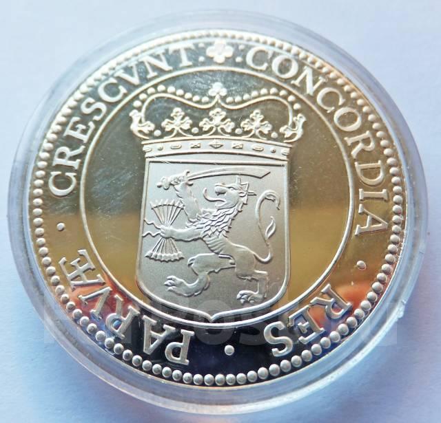 Нидерланды - Утрехт Торговый дукат 2001 Серебро