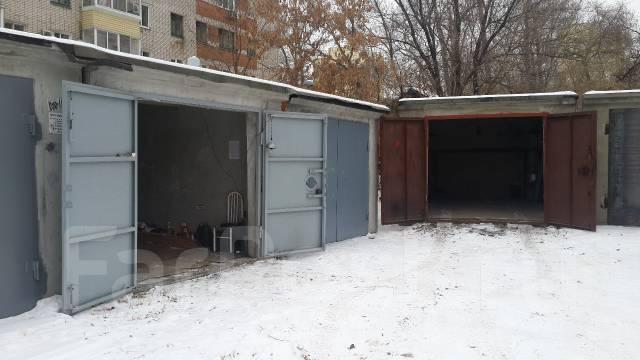 Гаражные блок-комнаты. улица Герасимова 29, р-н Центральный, 21 кв.м., электричество