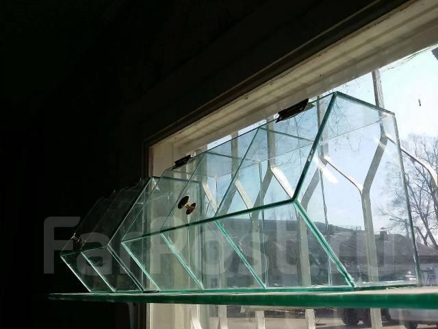 Резка стекла.