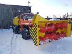 Урал. Снегоочиститель шнекороторный , как новый, 14 300 куб. см.