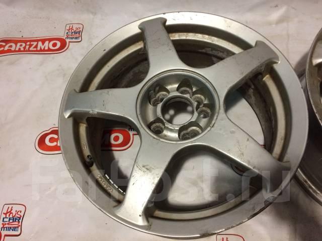 Toyota. 7.0x16, 4x100.00, 5x100.00, ET38