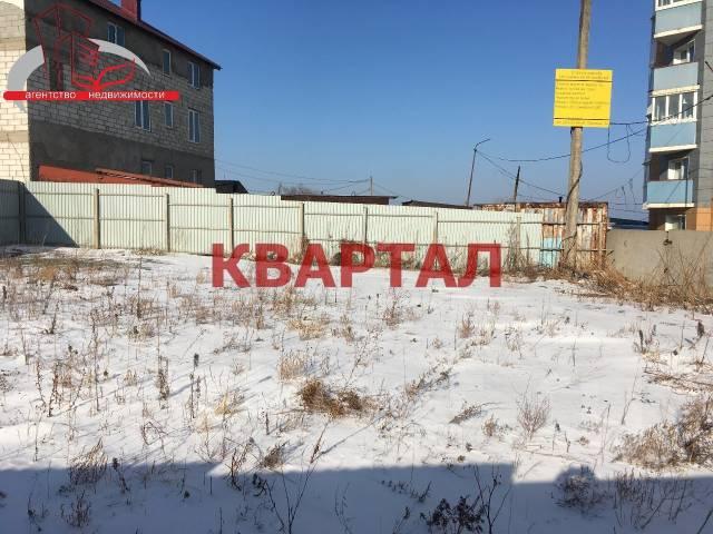 Огороженный земельный участок на Эгершельде.