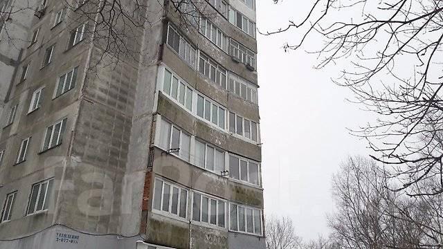 3-комнатная, улица Чкалова 22. Вторая речка, агентство, 55 кв.м. Дом снаружи