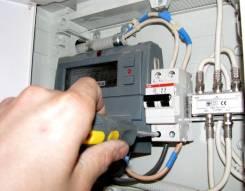 Услуги электрика в квартире и частном доме. Люстры. Розетки. Выключатели.