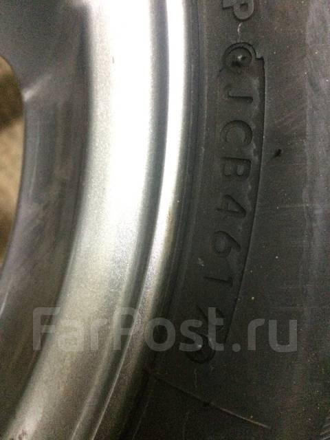 Комплект красивого литья Schneider на отличной зимней резине. 5.5x14 4x100.00 ET45