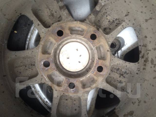 Toyota. x16, 5x100.00, ET60