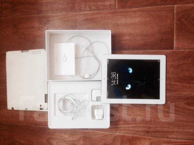 Apple iPad 4 Wi-Fi 64Gb