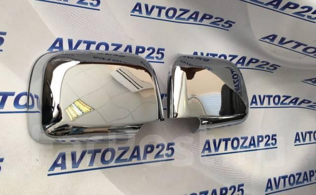 Накладка на зеркало. Toyota Hilux Surf