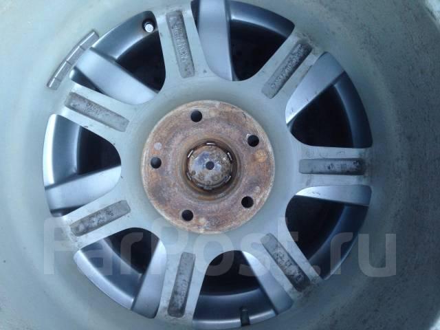 Литы диски R16 GT Gravе. x16, 5x100.00, 5x114.30, ET48