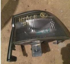 Габаритный огонь. Toyota Hiace