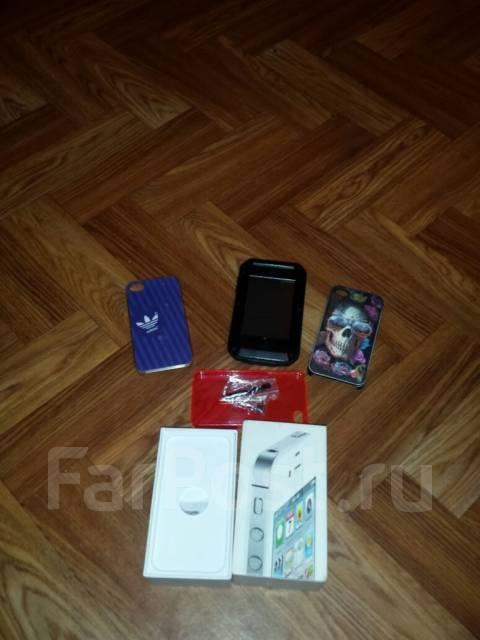 Apple iPhone 4s 16Gb. Б/у