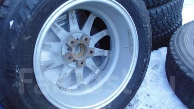 Продам комплект колес 215/60R16. 6.5x16 5x114.30 ET38 ЦО 73,0мм.