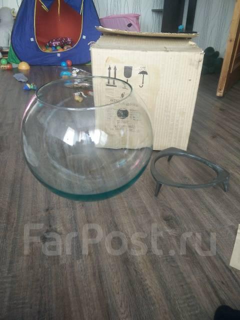 Аквариум шаровой (круглый)