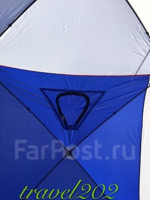 Палатки зимние. Под заказ