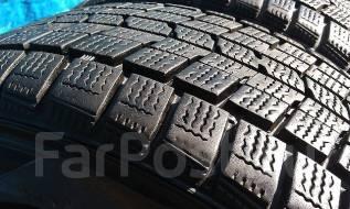 Dunlop DSX. Зимние, без шипов, 2005 год, износ: 20%, 2 шт