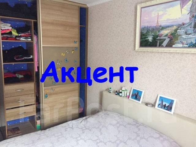 2-комнатная, улица Запорожская 2. Чуркин, агентство, 45 кв.м. Интерьер